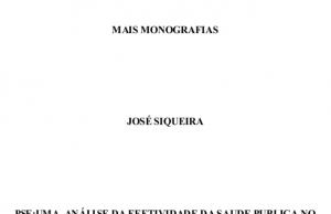 exemplo de capa para monografia